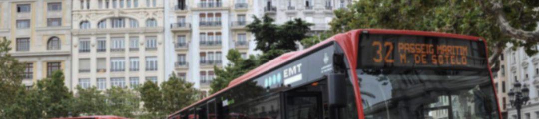 La EMT Valencia implanta el sistema de reservas online Bookitit para solicitar el «Bono Social» para desempleados