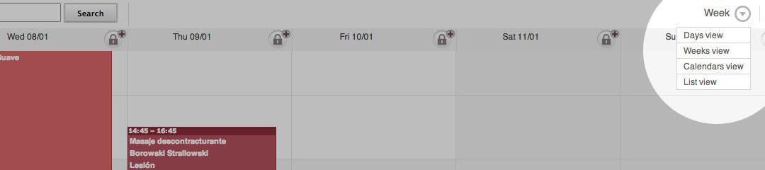 4 ways to display your Online scheduling Calendar