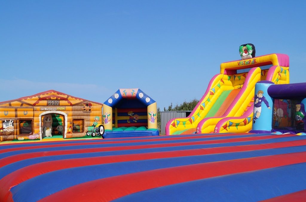 Manage the bookings of your Children's Park and Leisure Centre with the Bookitit Online Booking System