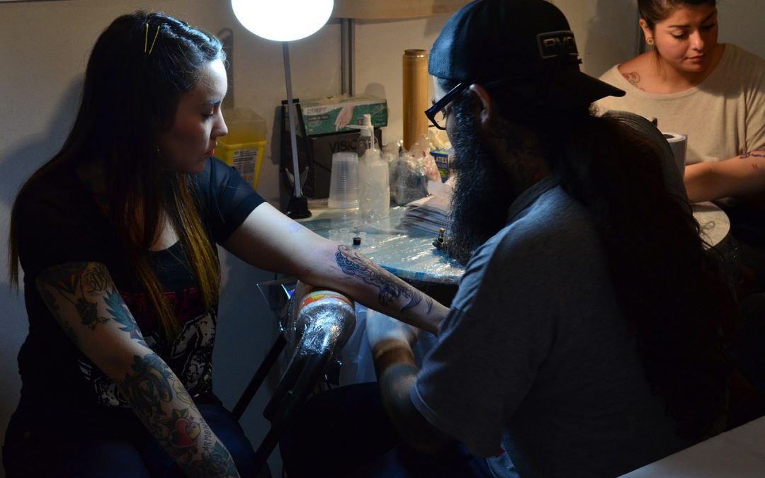 Cita previa para estudios de tatuajes · Sistema de reservas online Bookitit