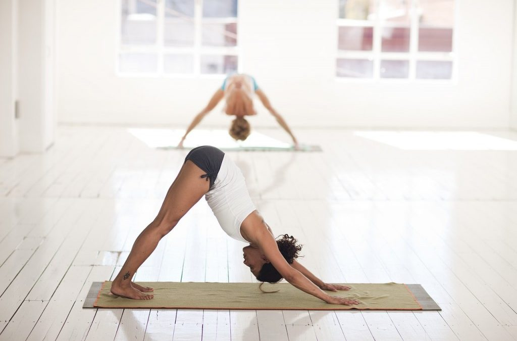 Manage your yoga centre with the Bookitit online booking system