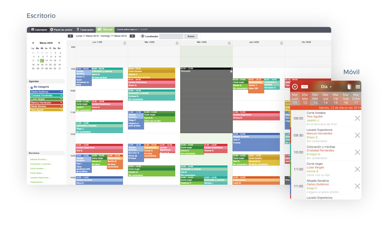 online_agenda_calendar_system
