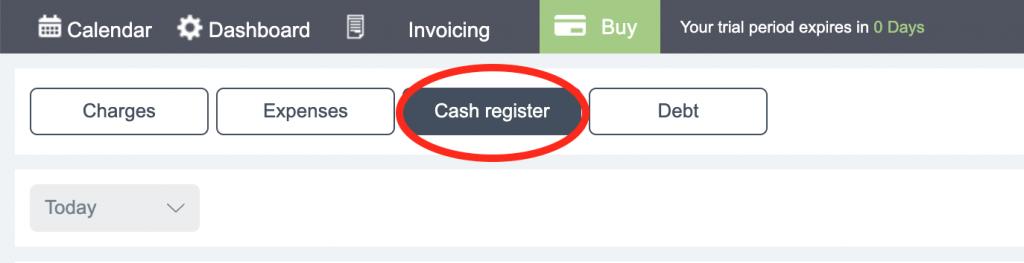 Booking_cash register_ online