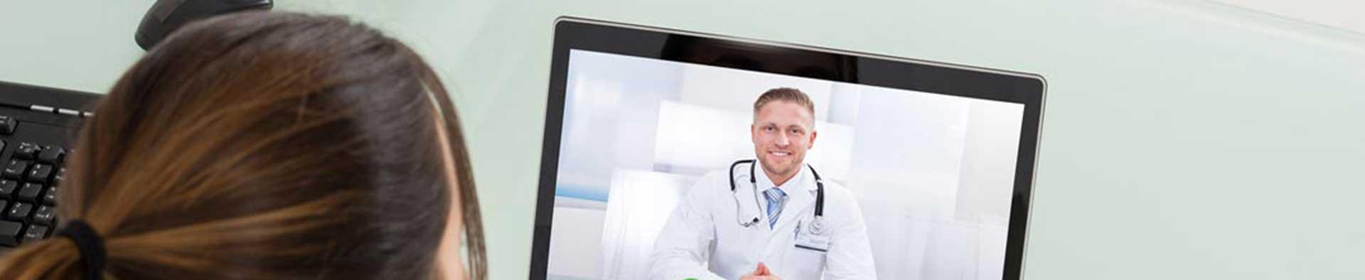 Sistema de agendamento online con Videochamada integrada